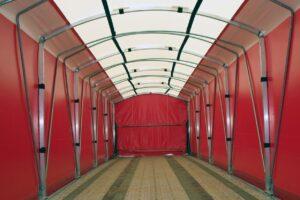 Wagonmaster skylight